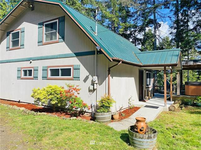49 49 Mcdonald Creek Road, Brinnon, WA 98320 (#1775246) :: Beach & Blvd Real Estate Group