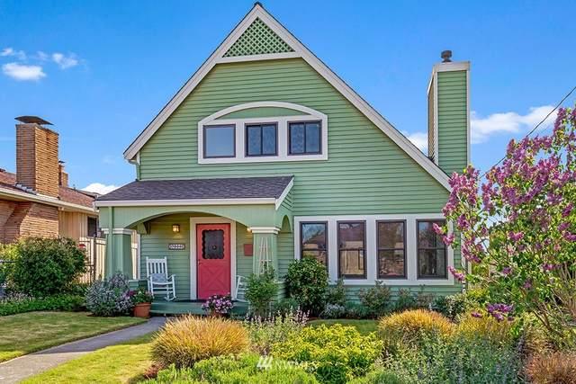 7554 Earl Avenue NW, Seattle, WA 98117 (#1775247) :: Keller Williams Western Realty