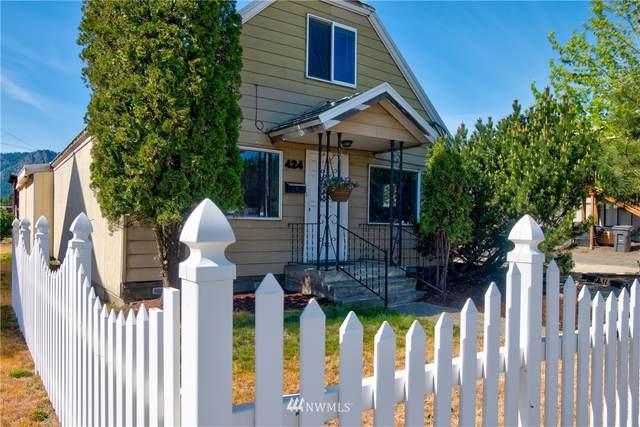 424 E 1st Street, Cle Elum, WA 98922 (#1775344) :: Northern Key Team
