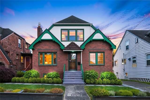 901 NE 70th Street, Seattle, WA 98115 (#1775370) :: Keller Williams Western Realty