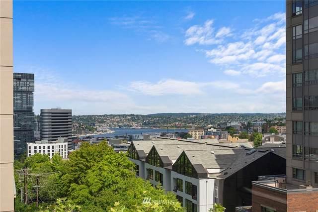 1221 Minor Avenue #704, Seattle, WA 98101 (#1775385) :: Keller Williams Western Realty