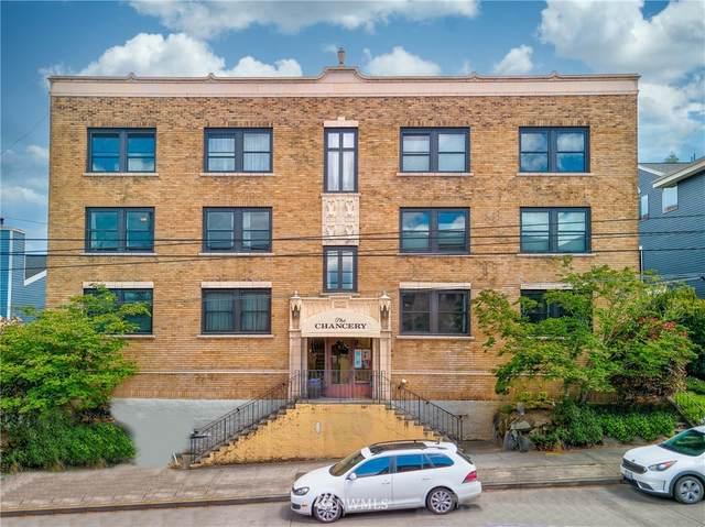 2328 10th Avenue E #206, Seattle, WA 98102 (#1775458) :: Keller Williams Western Realty