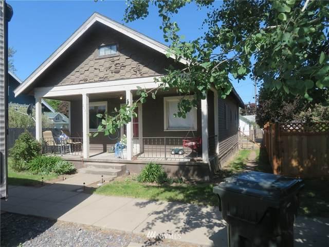 203 E 5th, Ritzville, WA 99169 (#1775478) :: Keller Williams Western Realty