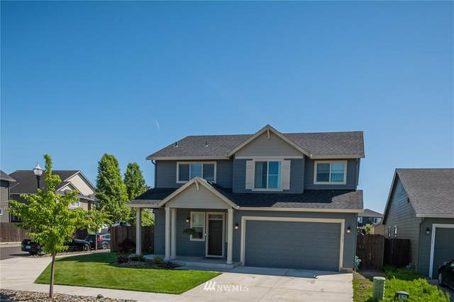 1721 NW 17th Street, Battle Ground, WA 98604 (#1775530) :: Priority One Realty Inc.