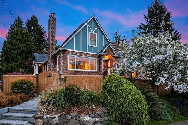 5722 43rd Avenue NE, Seattle, WA 98105 (#1775605) :: Keller Williams Western Realty
