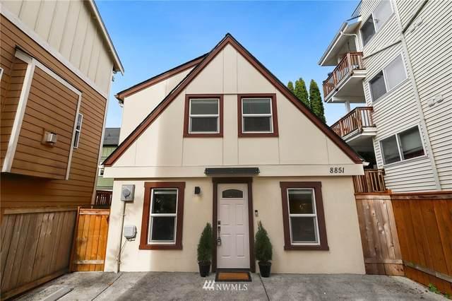 8851 Stone Avenue N, Seattle, WA 98103 (#1775635) :: Pickett Street Properties
