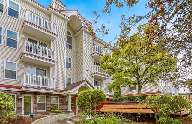 411 N 90th Street #101, Seattle, WA 98103 (#1775694) :: Home Realty, Inc