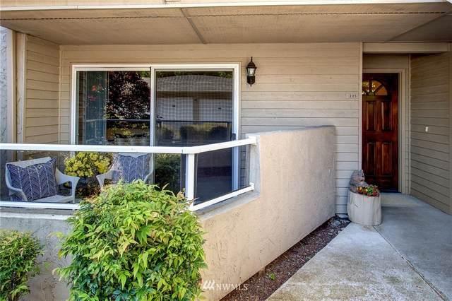 12037 100th Avenue NE #105, Kirkland, WA 98034 (#1775696) :: Pickett Street Properties