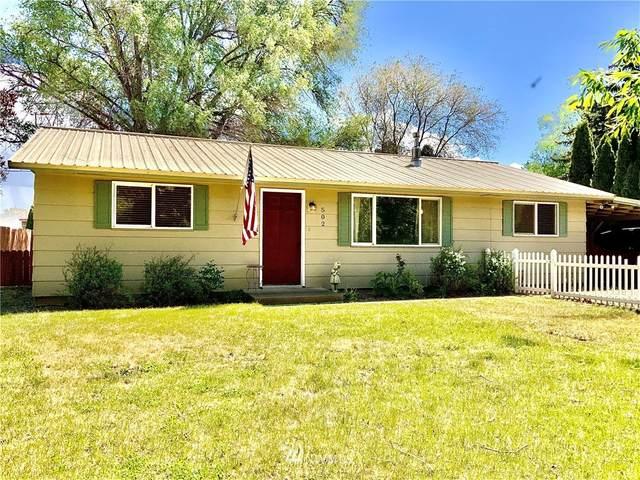 502 N Spokane Street, Kittitas, WA 98934 (#1775739) :: Keller Williams Western Realty