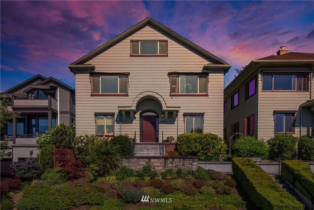 2020 Broadway E #2, Seattle, WA 98102 (#1775824) :: Keller Williams Western Realty