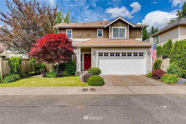 470 SE Andrews Street A, Issaquah, WA 98027 (#1775979) :: Beach & Blvd Real Estate Group