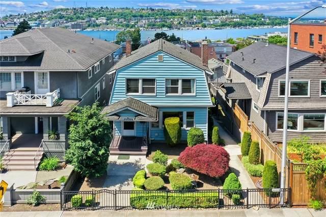 2031 Boylston Avenue E A, Seattle, WA 98102 (#1776050) :: Keller Williams Western Realty