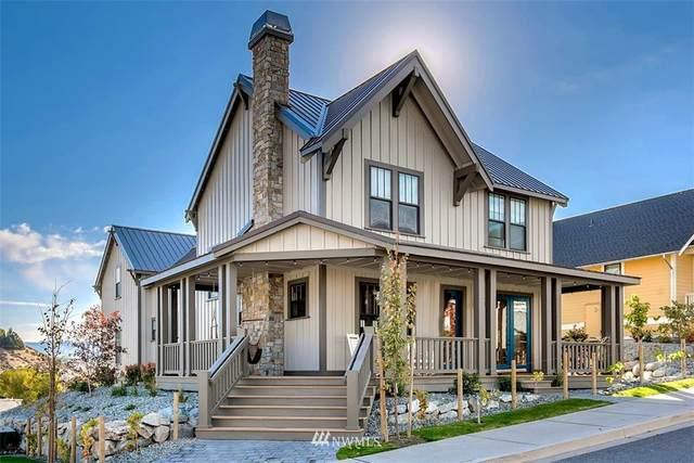 576 Porcupine Lane, Chelan, WA 98816 (#1776108) :: Beach & Blvd Real Estate Group