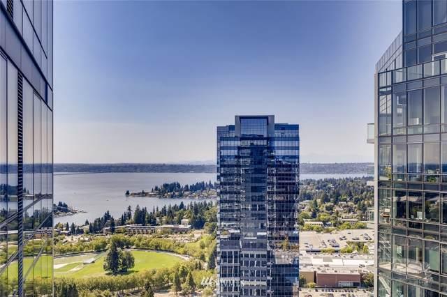 10700 NE 4th Street #3806, Bellevue, WA 98004 (#1776135) :: Lucas Pinto Real Estate Group