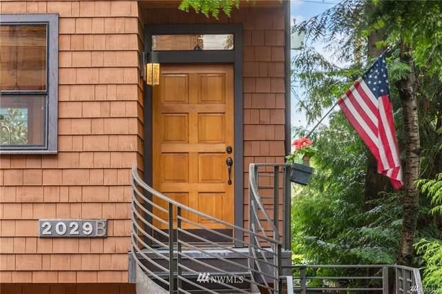 2029 Minor Avenue E B, Seattle, WA 98102 (#1776252) :: Canterwood Real Estate Team