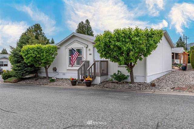 1609 Fairview Avenue #49, Wenatchee, WA 98801 (#1776372) :: The Original Penny Team