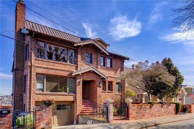 2022 Taylor Avenue N, Seattle, WA 98109 (#1776534) :: Ben Kinney Real Estate Team