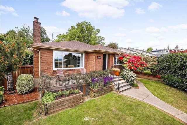 4147 39th Avenue SW, Seattle, WA 98116 (#1776630) :: Better Properties Real Estate