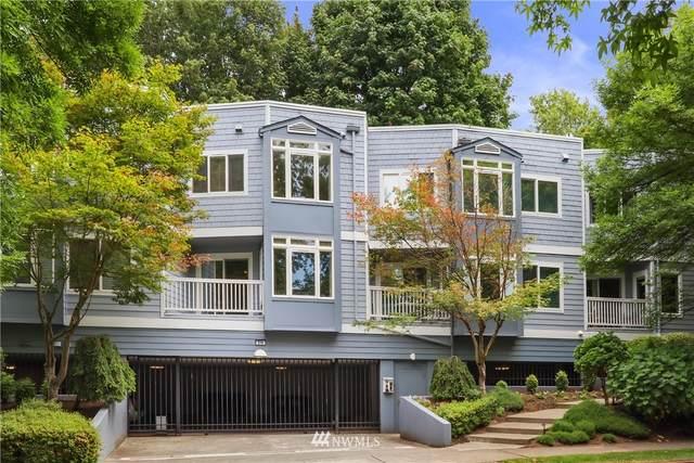 210 10th Street #5, Kirkland, WA 98033 (#1776837) :: Icon Real Estate Group