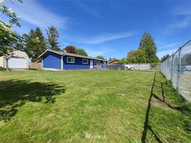 861 H Street, Forks, WA 98331 (#1776991) :: Canterwood Real Estate Team