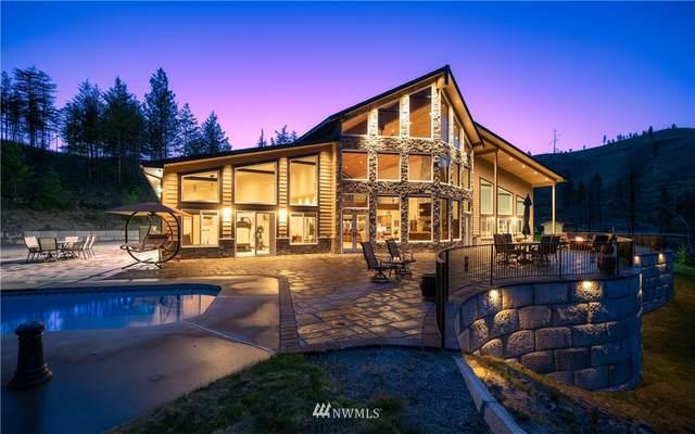 539 Antoine Creek Road, Chelan, WA 98816 (#1777030) :: Better Properties Lacey