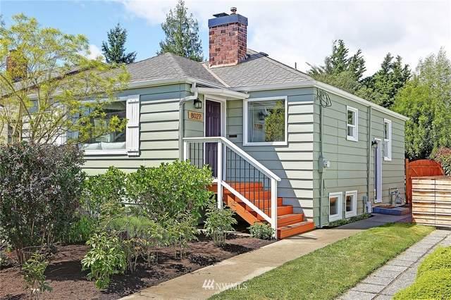 8027 12th Avenue NW, Seattle, WA 98117 (#1777083) :: Keller Williams Western Realty