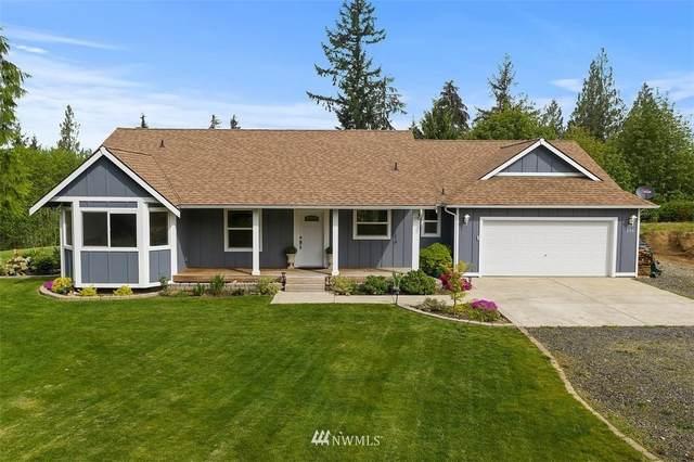 235 E Heights Place N, Belfair, WA 98528 (#1777093) :: Beach & Blvd Real Estate Group