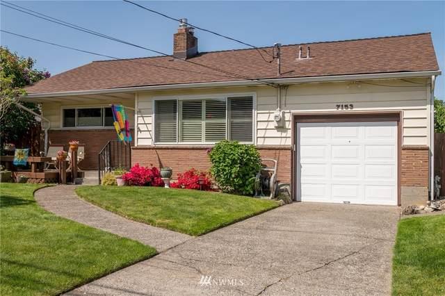 7153 32nd Ave S, Seattle, WA 98118 (#1777109) :: Better Properties Real Estate