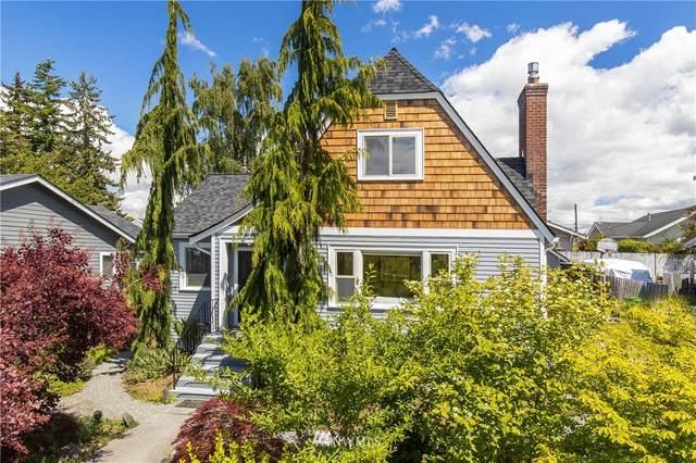 3250 41st Avenue SW, Seattle, WA 98116 (#1777117) :: Better Properties Lacey