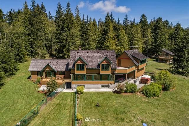 783 Lost Mountain Lane, Sequim, WA 98382 (#1777132) :: Alchemy Real Estate