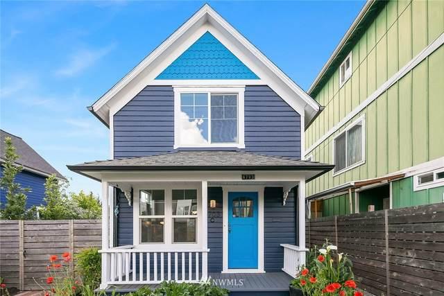 6703 Carleton Avenue S C, Seattle, WA 98108 (#1777160) :: Keller Williams Western Realty