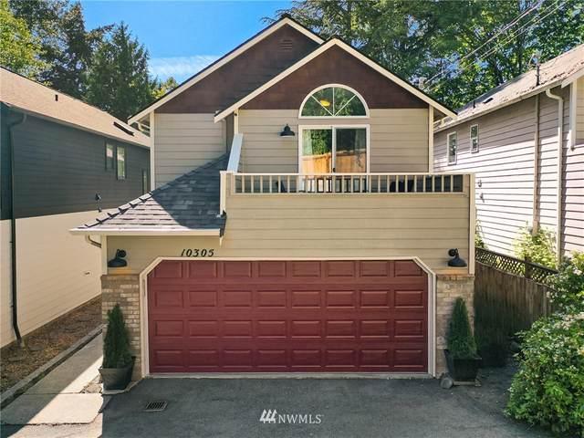 10305 46th Avenue NE, Seattle, WA 98125 (#1777187) :: Keller Williams Western Realty