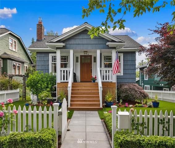 5744 34th Avenue NE, Seattle, WA 98105 (#1777372) :: Keller Williams Western Realty