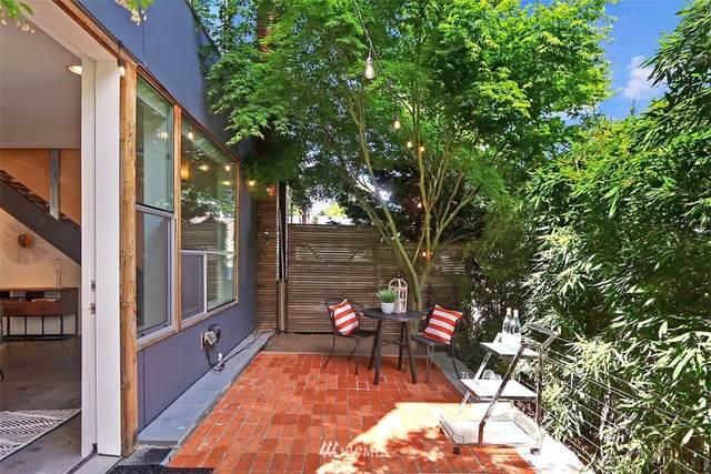 208 18th Avenue E B, Seattle, WA 98112 (#1777511) :: Keller Williams Western Realty