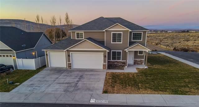1106 7th Avenue NE, Ephrata, WA 98823 (#1777640) :: Better Homes and Gardens Real Estate McKenzie Group