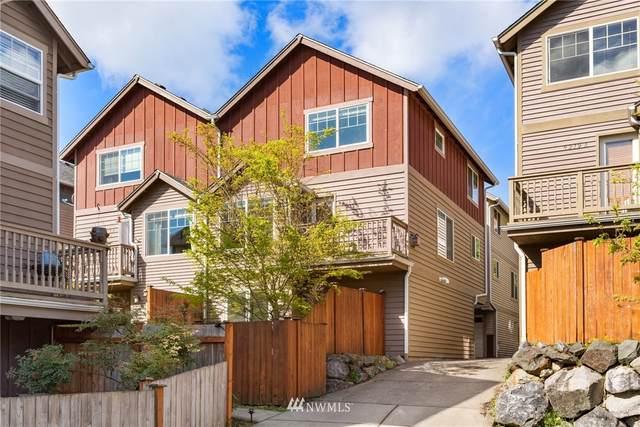 9209 Interlake Avenue N B, Seattle, WA 98103 (#1777934) :: NW Homeseekers