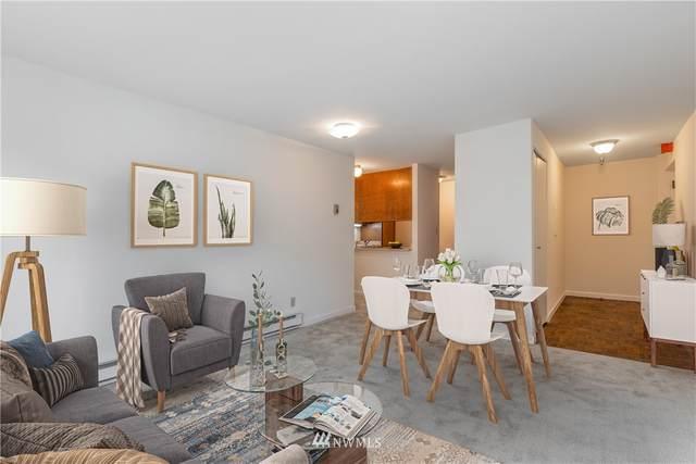 1300 University Street 8C, Seattle, WA 98101 (#1777979) :: Shook Home Group
