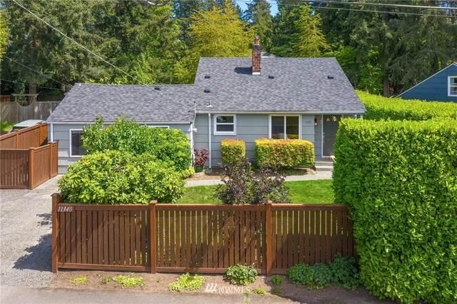 11340 15th Avenue NE, Seattle, WA 98125 (#1778118) :: McAuley Homes