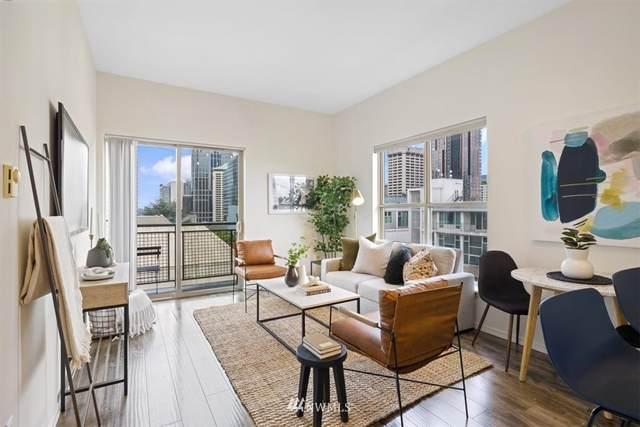 1323 Boren Avenue #613, Seattle, WA 98101 (#1778190) :: Shook Home Group