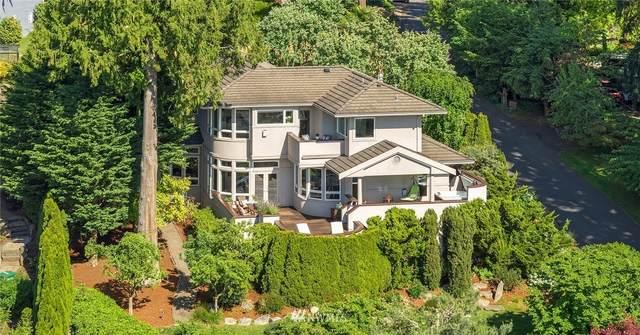 7438 W Mercer Way, Mercer Island, WA 98040 (#1778256) :: Mike & Sandi Nelson Real Estate