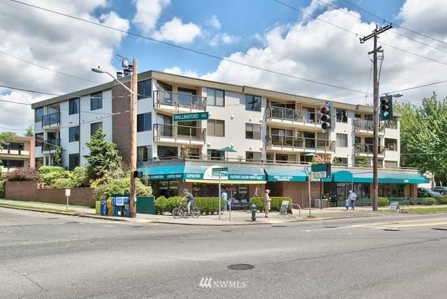 7850 E Green Lake Drive N #105, Seattle, WA 98103 (#1778270) :: Northern Key Team