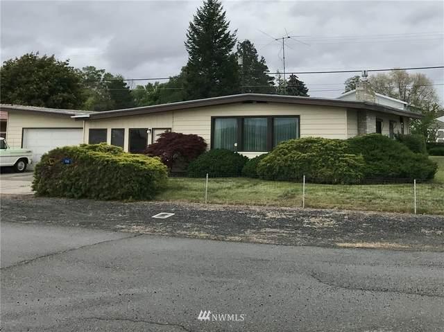 116 W Lewis Street, Coulee City, WA 99115 (#1778307) :: Keller Williams Western Realty