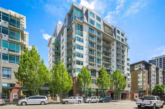 1100 106th Avenue NE #811, Bellevue, WA 98004 (#1778325) :: Ben Kinney Real Estate Team