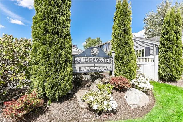 5928 S 238th Court A2, Kent, WA 98032 (#1778457) :: Keller Williams Western Realty