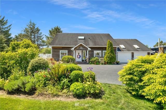 1159 St Route 105, Grayland, WA 98547 (#1778715) :: Better Properties Lacey