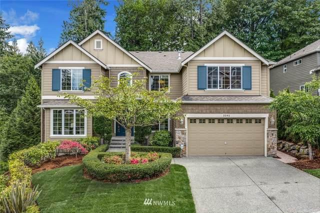2241 167th Avenue SE, Bellevue, WA 98008 (#1778773) :: Keller Williams Western Realty
