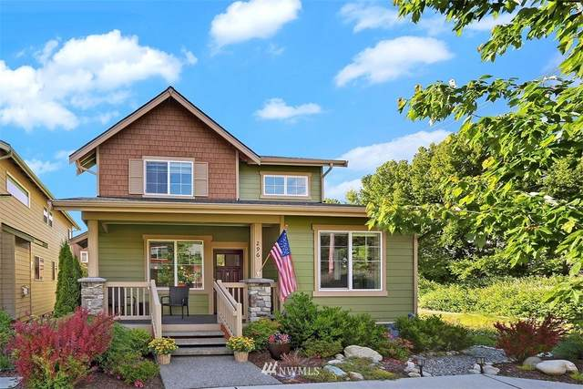 296 Olallie Place NE, North Bend, WA 98045 (#1778877) :: NW Homeseekers