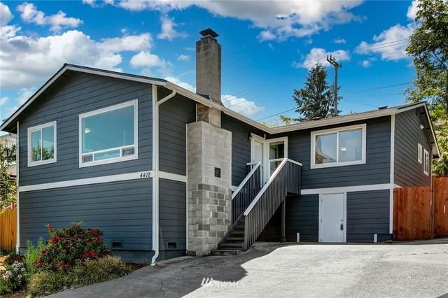 4412 34th Avenue S, Seattle, WA 98118 (#1779076) :: Northern Key Team