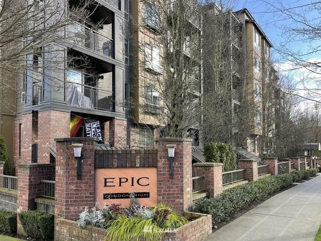 412 11th Avenue #309, Seattle, WA 98122 (#1779082) :: Keller Williams Western Realty