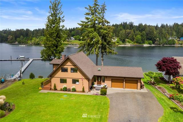 280 SE Wildcat Cove Road, Shelton, WA 98584 (#1779118) :: Better Homes and Gardens Real Estate McKenzie Group